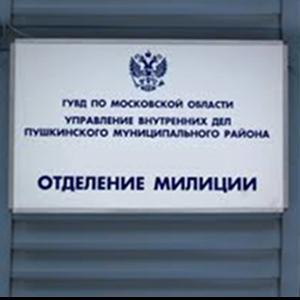 Отделения полиции Кадошкино