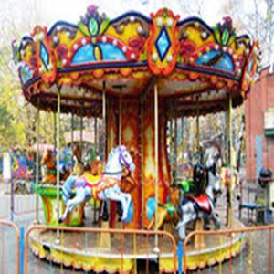 Парки культуры и отдыха Кадошкино