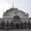 Железнодорожные вокзалы в Кадошкино