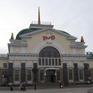 Железнодорожные вокзалы Кадошкино